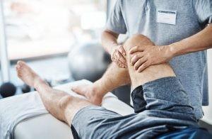 como tratar una rotura muscular