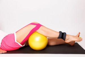 Con estos vendajes se evitan fibrosis y adherencias musculares.