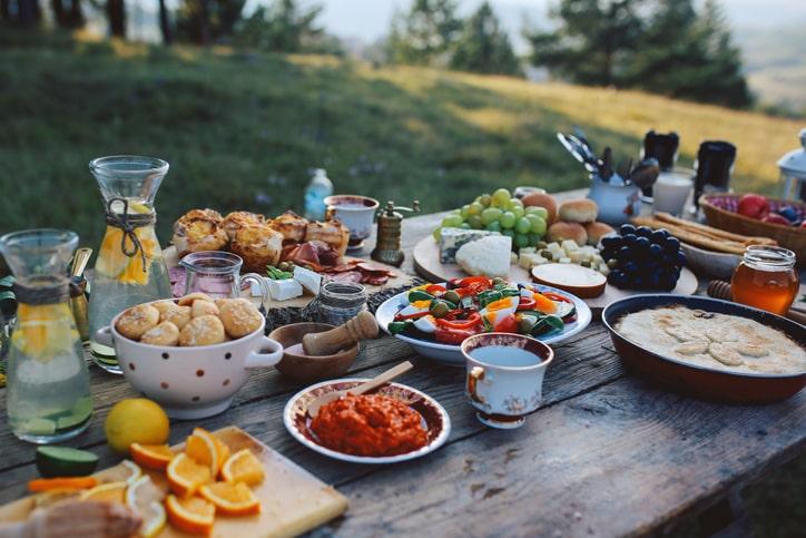 La dieta mediterránea es mundialmente conocida, hasta tal punto que en 2010 fue declarada Patrimonio inmaterial de la Humanidad por la UNESCO