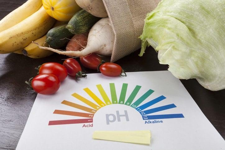 Con esta dieta, se promueve también el consumo de sustancias como colágeno, magnesio, calcio, bicarbonato y sistemas para el consumo de agua alcalinizada.